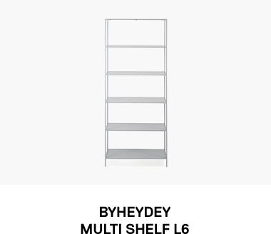 Multi Shelf L6